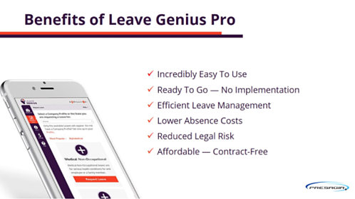 Benefits of Leave Genius Pro